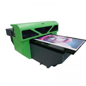 1800 A2 حجم التصميم الجديد آلة الطباعة طابعة الزجاج المسطح WER-D4880UV