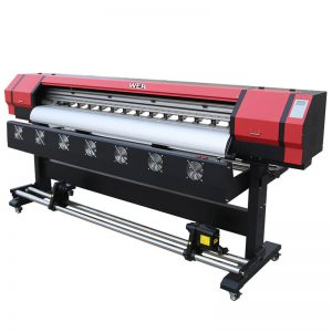 A0 A1 A2 حجم ملصق آلة الطباعة WER-ES1901