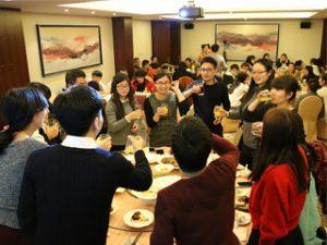 عشاء سنوي ، 2015