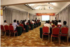 اجتماع المجموعة في Wanxuan Garden Hotel ، 2015