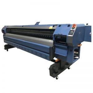 K3204I / K3208I 3.2m عالية الدقة آلة الطباعة فليكس مغلفة عالية الدقة