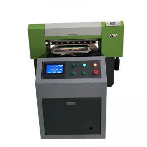 صنع في الصين رخيصة الثمن طابعة مسطحة الأشعة فوق البنفسجية 6090 A1 حجم الطابعة