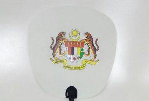 عينة مروحة بلاستيكية مطبوعة من قبل حجم A1 طابعة UV 6090UV