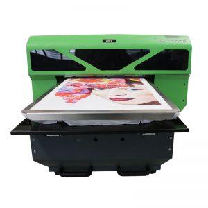 A2 حجم DTG مباشرة إلى طابعة الملابس تي شيرت آلة الطباعة WER-D4880T