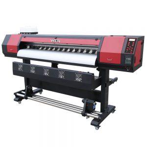 رخيصة طابعة رقمية 3.2m / 10feet الفينيل ، 1440 نقطة في البوصة eco طابعة solvent inkjet printer-WER-ES1602