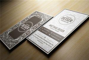 اسم خشبية بطاقة مطبوعة من قبل-A1 للأشعة فوق البنفسجية-WER-EP6090UV