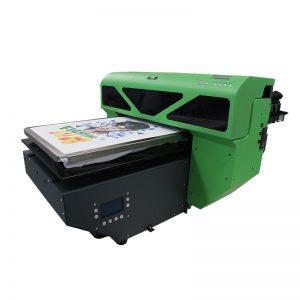 athena طائرة مباشرة إلى آلة الطباعة النسيج الطباعة تي شيرت الطباعة مخصصة مصغرة A2 تي شيرت طابعة WER-D4880T
