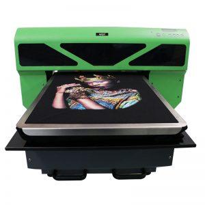 التسامي الطباعة الرقمية مخصص بنفسك شعار القطن الرجال تي شيرت طابعة dtg لتي شيرت WER-D4880T