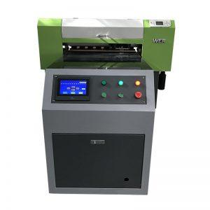 مباشرة إلى الملابس النسيج والملابس النسيج آلة الطباعة الرقمية تي شيرت طابعة الأشعة فوق البنفسجية WER-ED6090T
