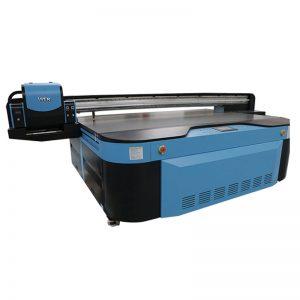 نوعية جيدة UV flatbed printerfor الجدار / بلاط السيراميك / صور / الاكريليك / الخشب الطباعة WER-G2513UV