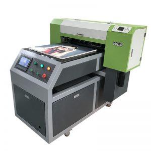 عالية الدقة A1 تي شيرت آلة الطباعة للملابس WER-EP6090T