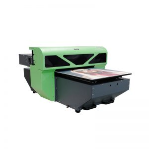 طابعة عالية الدقة A2 حجم الأشعة فوق البنفسجية الرقمية آلة الطباعة تغطية الجهاز WER-D4880UV