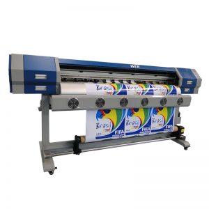نموذج الساخنة شخصية الفينيل متعدد الألوان مخصص الرقمية تي شيرت آلة الطباعة WER-EW160