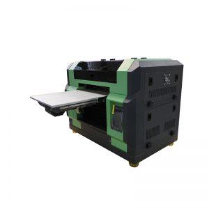 شعبية A3 329 * 600MM ، WER-E2000 UV ، طابعة نافثة للحبر مسطحة ، طابعة البطاقات الذكية